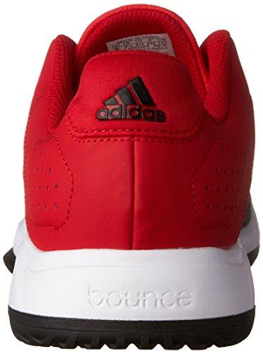 Adidas Man Zg Cross-trainer Skor Utility Grå / Svart / Scarlet