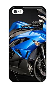 New Style Scratch-free Phone Case For Iphone 5/5s- Retail Packaging - Ninja Motorcycle