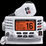 Standard Horizon GX1600W Vhf, Explorer, Optional Remote, White,