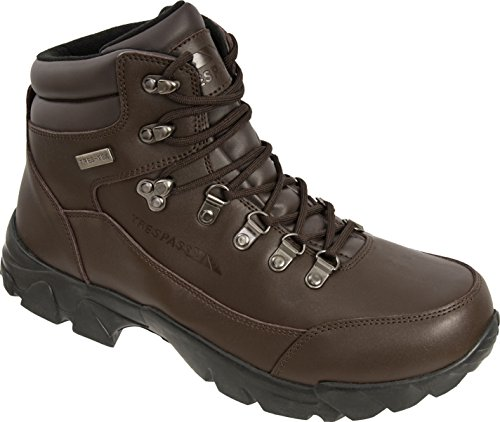 Trespass Bergenz, Botines Unisex Adulto Marrón (Brown)