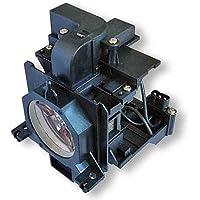 CTLAMP POA-LMP137/6103475158 003-120531-01 Replacement Projector Lamp With housing for Sanyo PLC-WM4500 PLC-XM100 PLC-XM100L PLC-XM5000 PLC-XM80 PLC-XM80L;EIKI LC-XL100 LC-XL100L;Christie LX505