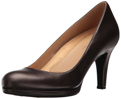 Michelle Platform Pump, Espresso, 8.5 M US (Brown Womens Pumps)