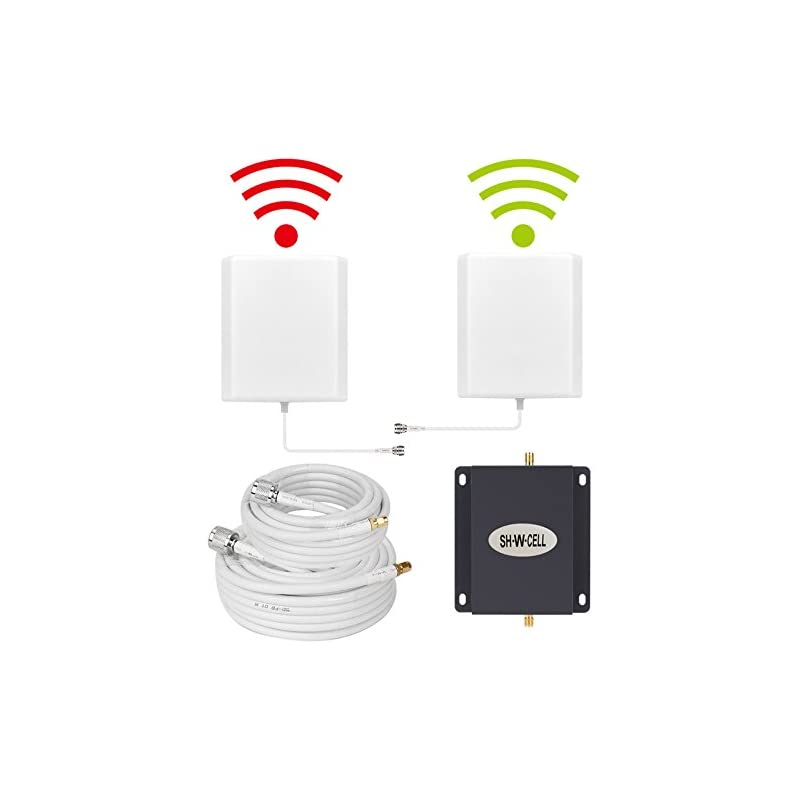 SolidRF MobileForce 4G Cell Phone Signal Booster 3G 4G LTE