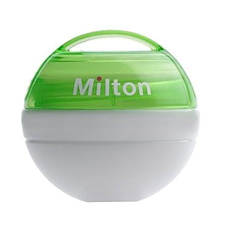 Milton - Esterilizador de chupetes, color verde