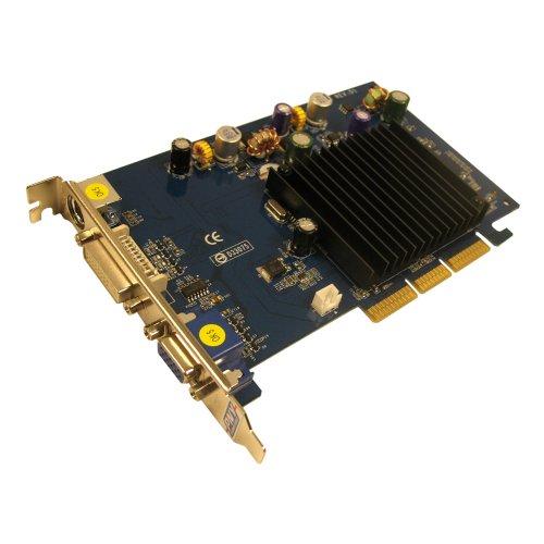 (PNY GeForce 6200 256MB AGP Graphics Card VCG62256APB)