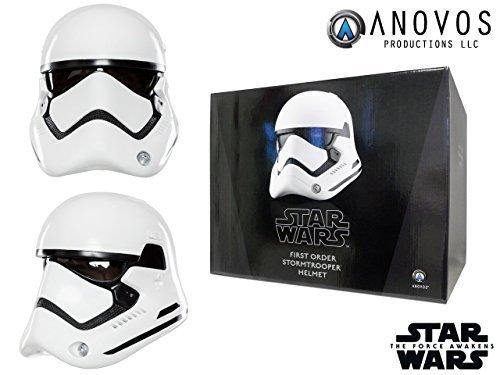 Used Stormtrooper Costumes (First Order Stormtrooper Helmet)
