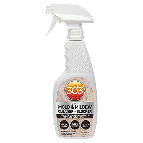 303 Mold & Mildew Cleaner & Blocker Removes Stains ()