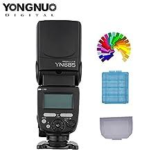 YONGNUO YN685 Wireless Flash Speedlite Speedlight For Nikon Digital SLR Camera D810 D800 D800E D750 D300 D600 D500 D7200 D7100 D3300 D5100