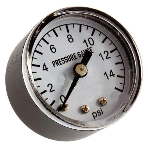 New Air Tool Parts 21-1115//3740-0049-00 Heater Air Pressure Gauge Dyna Glo Dura Heat Thermoheat