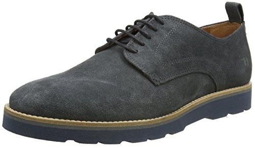 Grey a 9y099999 Uomo Sneaker 77a00028 Jeans Grigio Trussardi Dark Collo Basso PawIvZqn