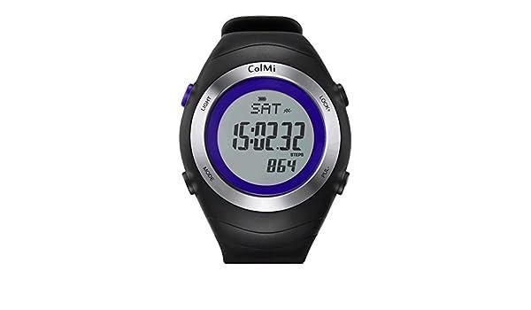 ColMi Fast Running Sports reloj inteligente 5ATM IP68 monitor de ...