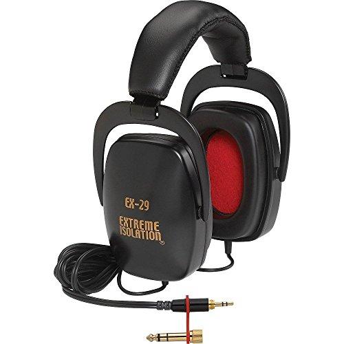 Best extreme isolation headphones ex29 list