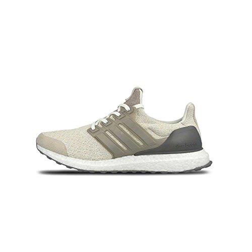 Adidas Consortium Men Ultraboost Lux (bianco / Vintage Bianco / Cioccolato Marrone) Tan
