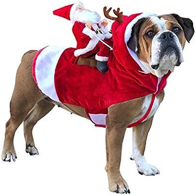 De feuilles - Disfraz de Navidad para Perro, Gato, Sudadera con ...