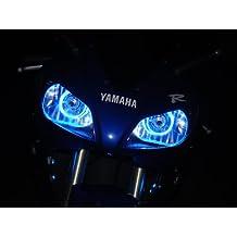 Suzuki V-Strom 650 97-00-01-02-04-05-06-07-08-09-10-11-12-13 CCFL Halo Angel ...