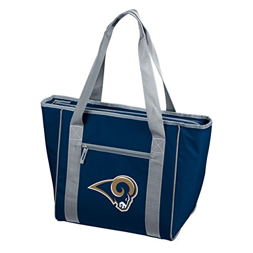 - Logo Brands 629-84 NFL St. Louis Rams Cooler Tote (30 Can), Navy