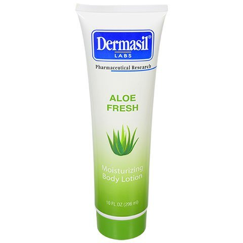 Dermasil Aloe Fresh Moisturizing Body Lotion, 10-oz. Tubes PACK OF 3