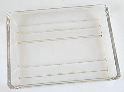 Developing Tray 4x5 Glass Vintage from VINTAGEunknown