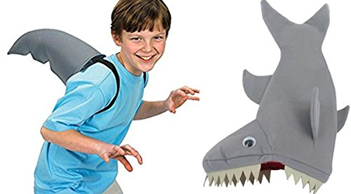 Shark Hat and Shark Fin - Dress up ()
