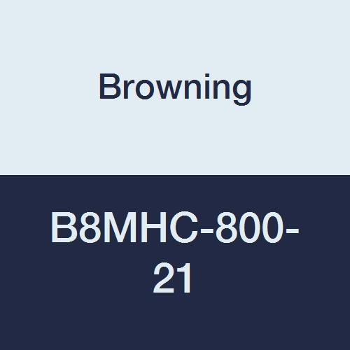 100 Teeth Browning B8MHC-800-21 HPT-Chain Belts 8 mm Pitch Poly Carbon 21 mm Belt Width Regal 2768448