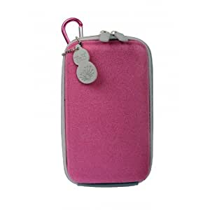 "TNB Smoothy - Funda rígida para disco duro externo de 2,5"", color rosa"