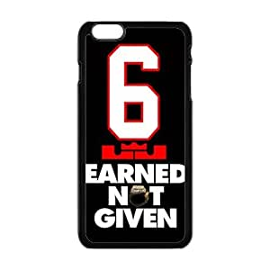 Warm-Dog Lebron James Cell Phone Case for Iphone 6 Plus