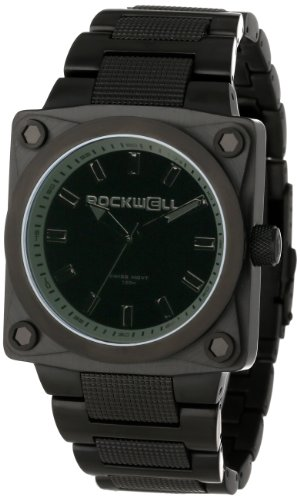 Rockwell 747 Men's Quality Watches - Phantom Black / One Size