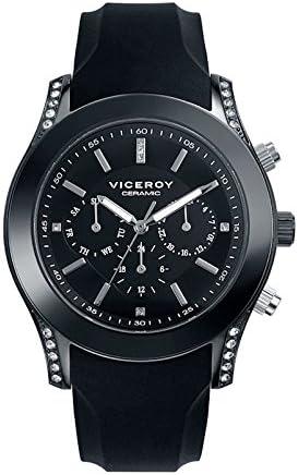 Reloj Viceroy Ceramica 46850–57Mujer Negro