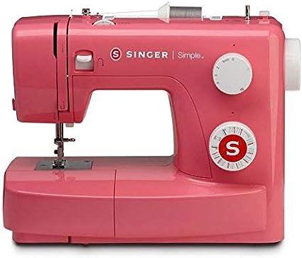 Singer Simple 3223r Máquina de Coser: Amazon.es: Juguetes y juegos