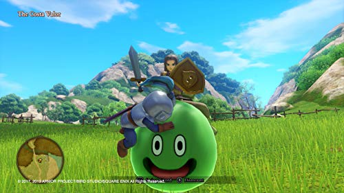 Dragon Quest XI S: Echoes of an Elusive Age - Definitive Edition - Nintendo Switch 5