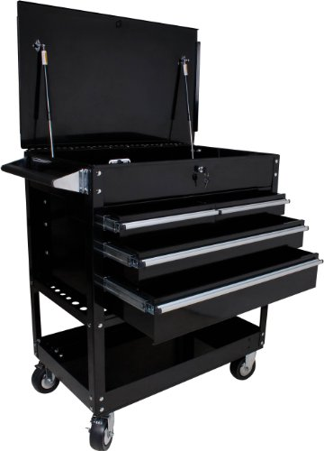 4 drawer service cart - 6