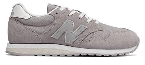 ローブ犯す放射能(ニューバランス) New Balance 靴?シューズ レディースライフスタイル 520 70s Running Overcast US 10.5 (27.5cm)