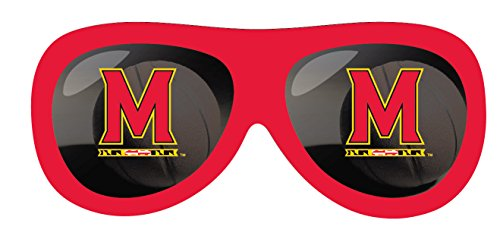 MARYLAND TERRAPINS BASKETBALL SUNGLASSES MAGNET-MARYLAND BASKETBALL MAGNET -