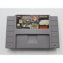 Captain Commando Super Nintendo SNES