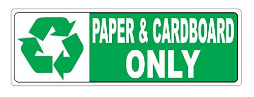 Recycle Paper Sticker | Size 3