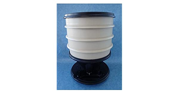 Eco-Worms - Compostador ecológico, color beige: Amazon.es ...