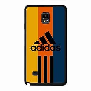 funda For Samsung Galaxy Note 4,Luxury Sport Series Adidas Logo Phone funda Cover For Samsung Galaxy Note 4