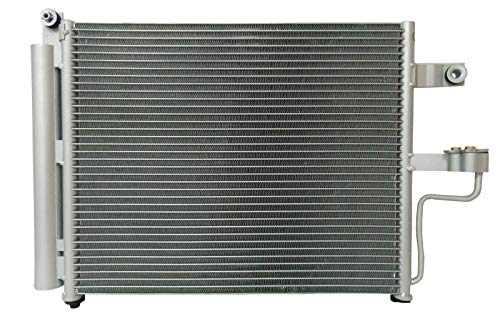 Automotive Cooling A/C AC Condenser For Hyundai Accent 3119 100% Tested
