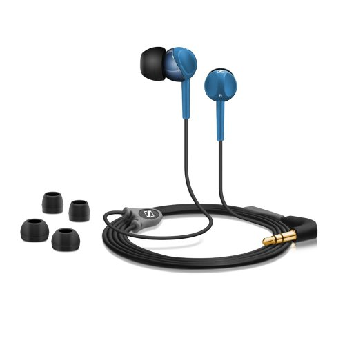 Sennheiser CX 215 Earphones - Blue primary