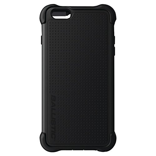 Tough Jacket Maxx iPhone 6 Plus / 6S Plus ONLY Case and Holster with Clip Black on Black -retail packaging ()