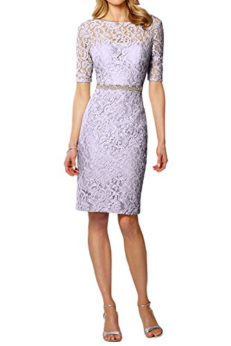 Vestido Estuche para Lilac mujer Topkleider fdOcaqf