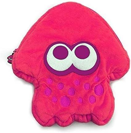Hori Splatoon 2 calamar peluche funda con licencia oficial ...