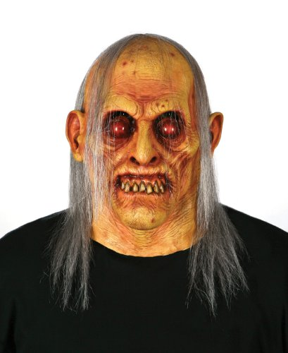 Paper Magic Men's Don Post Studios Robbin Graves Mask, Bronze, One (Don Post Studios Masks)
