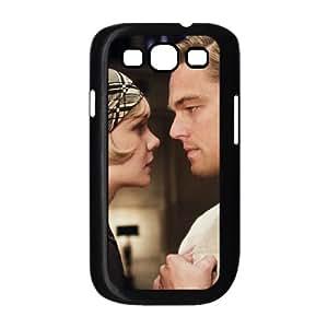 The Great Gatsby funda Samsung Galaxy S3 9300 caja funda del teléfono celular del teléfono celular negro cubierta de la caja funda EEECBCAAL08039