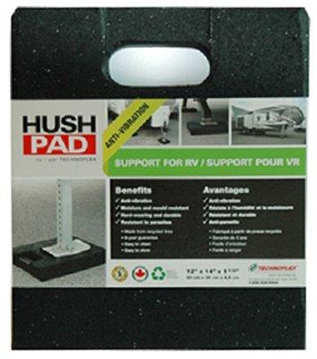 (Technoflex TF001-11X14-HP Hush Pad)