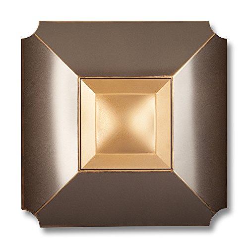 Utilitech Bronze Wireless Doorbell