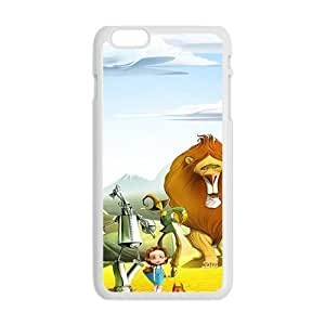 Custom The Wizard of Oz Pattern Phone Cover Case For iPhone6 Plus 5.5 (Laser Technology) TT1 by mcsharks