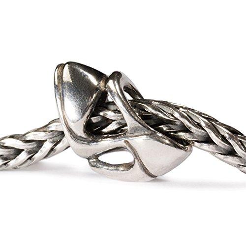 Trollbeads beads en argent 925talon haut tagbe-10095