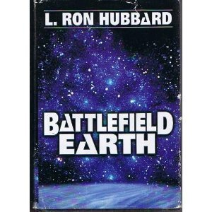 book cover of Battlefield Earth