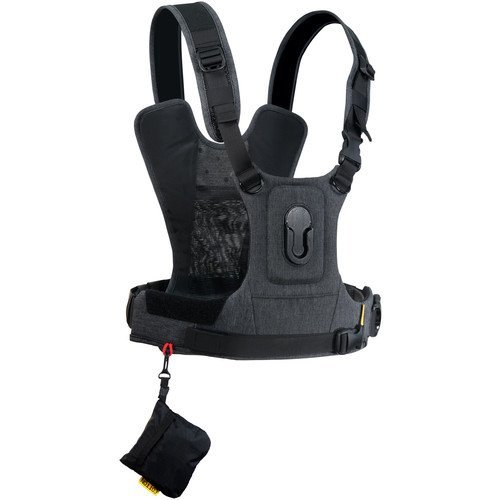 Cotton Carrier CCS G3 Harness-1 (Gray) by Cotton